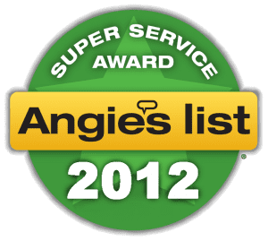 garage door repair - Angies list 2012