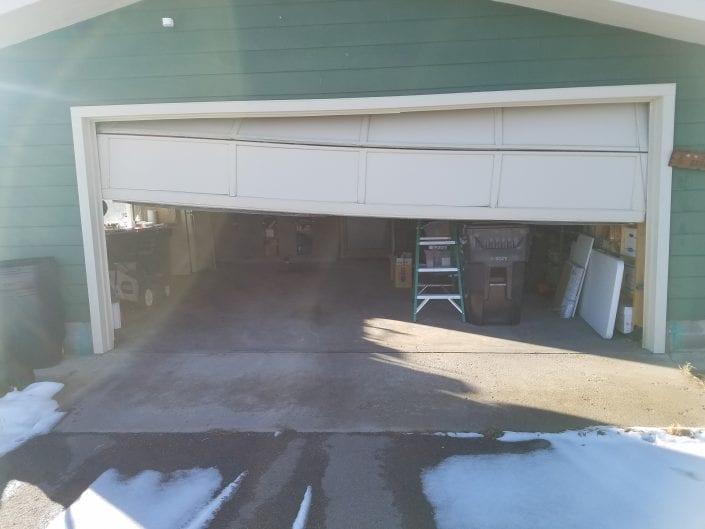 Trusted Garage Door Repair in Denver, CO