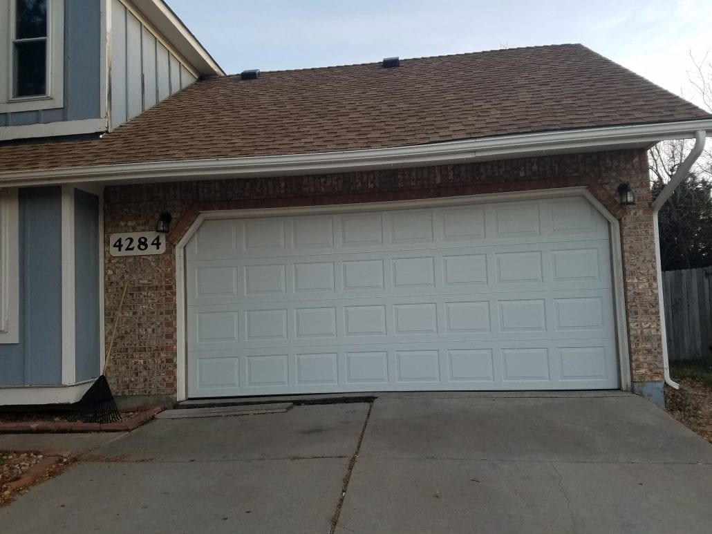 New Garage Door Installation in Arvada CO