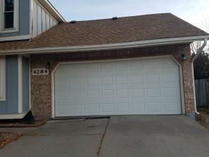 New Garage Door Installation in Arvada CO