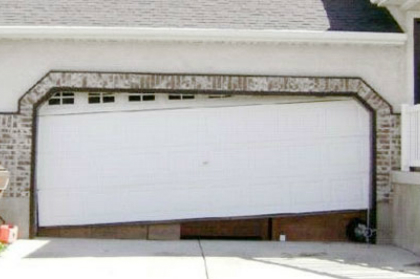 Garage Door Off Track Repair in Denver CO